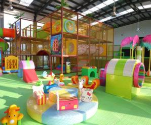 5 resort có khu vui chơi cho trẻ em quanh Hà Nội