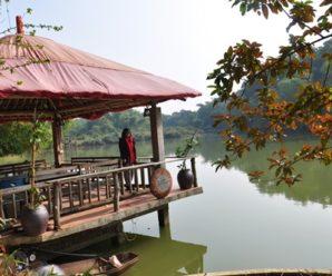 Vịt Cổ Xanh resort, Lương Sơn, Hòa Bình