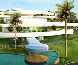 Biệt thự Nine Ivory Eco-resort & Country Club, Hà Nội