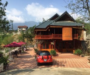 Sapa Garden Resort, Thác Bạc, TT. Sapa